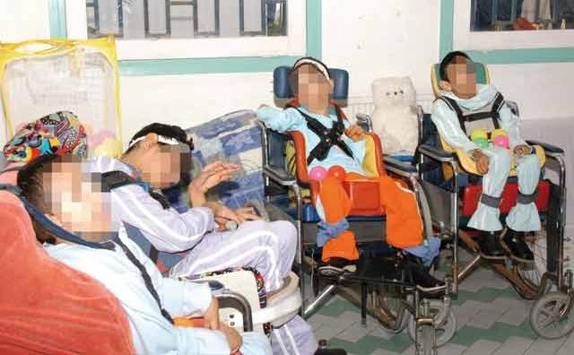 Rapport du CES sur les handicapés : 66% ne vont pas à l école et 20% n ont jamais été dans un centre de santé
