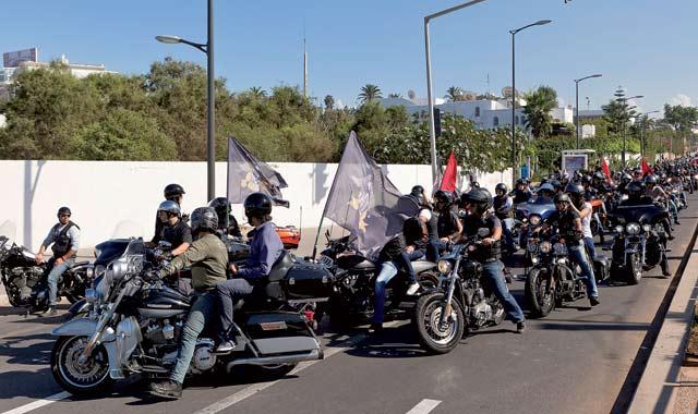 Harley Davidson : « Open Day » contre la faim