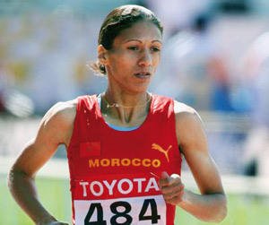 4e édition du Meeting international Mohammed VI d'athlétisme : Asafa Powell et Hasna Benhassi à Rabat le 5 juin