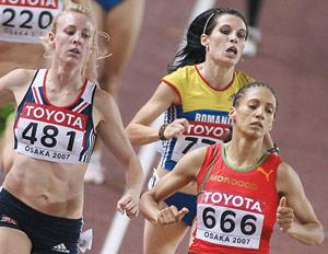 Mondiaux 2007 : 24 athlètes marocains aux demi-finales