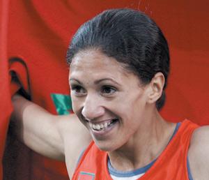 Athlétisme : Benhassi sera au championnat du monde d'Espagne en 2008