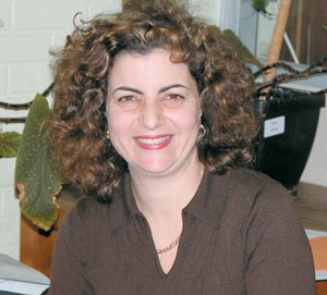 Hasnaa Chennaoui, une géologue d'exception