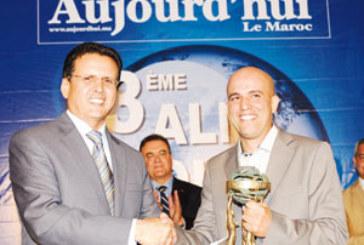 Six trophées récompensant les meilleures initiatives de protection de l'environnement