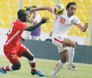 Maroc-Guinée : Un match qui s'annonce difficile