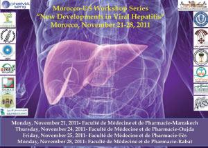 Journées d'information sur les hépatites virales : Les nouvelles approches pour le traitement à l'épreuve