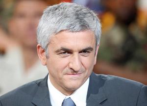 Hervé Morin, le cauchemar centriste de Nicolas Sarkozy