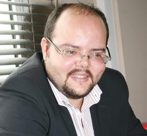 Hicham Bekkali, l'art de communiquer
