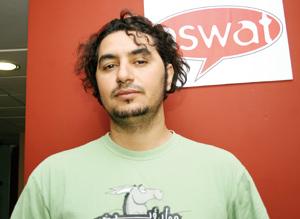 Hicham Lasri, un enfant prodige du cinéma