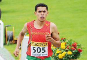 Hicham Seguini : «Kada n'a pas le droit de m'écarter des Mondiaux d'athlétisme»