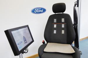High-tech : Ford veut parer à l'infarctus au volant