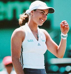 Tennis : Martina Hingis n'est pas tentée par un retour