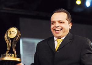 Hommage à l'humoriste égyptien Mohammed Hinidi