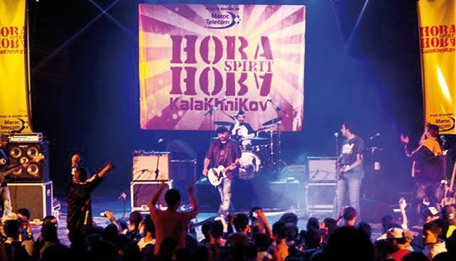 Concert Hoba Hoba Spirit au centre culturel Renaissance