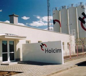 Une unité Holcim à Settat