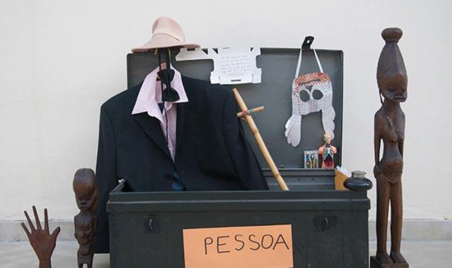 Hommage de Touda Bouanani  à Fernando Pessoa