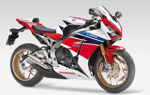 Honda CBR 1000RR SP Fireblade: Une gueule d'amour!