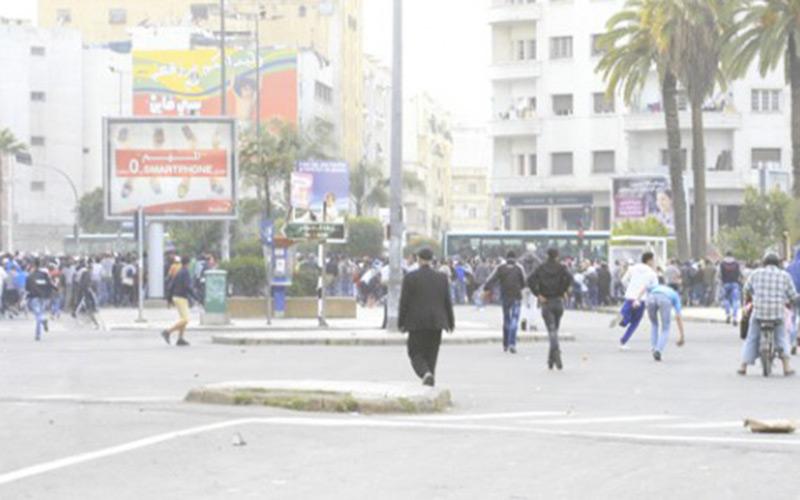 Hooliganisme dans les stades : Plus de 30 personnes arrêtées à Agadir !