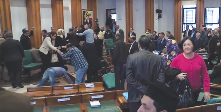 Quand le hooliganisme gagne les élus