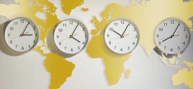 Retour à l'heure légale (GMT) dimanche prochain