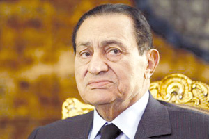 Égypte : Moubarak pourrait être arrêté s'il ne répond pas à la convocation judiciaire