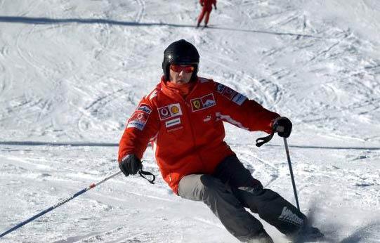 Michael Schumacher est dans un état «stable», selon son attachée de presse