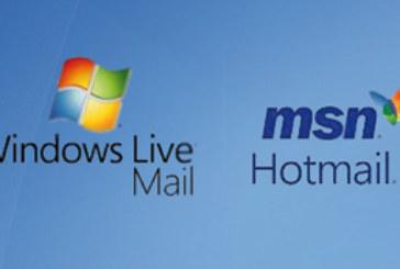 Hotmail enfin compatible avec le protocole POP3