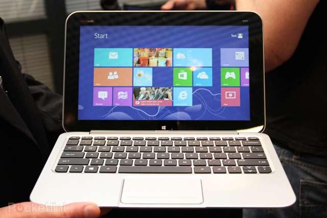 HP présente une gamme complète  de PC sous Windows 8