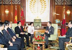 La Chine achètera les engrais marocains