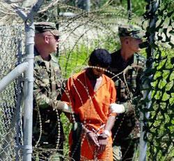 Pas de nouveau à Guantanamo