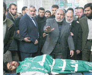 Gaza : 19 morts remettent en cause le processus de paix