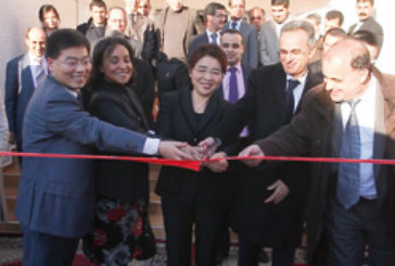 Moroccan Huawei Academy s'ouvre à Rabat