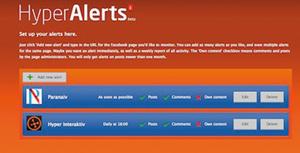 Un bon outil pour…Hyper Alerts pour être notifié de tous les commentaires de vos pages Facebook