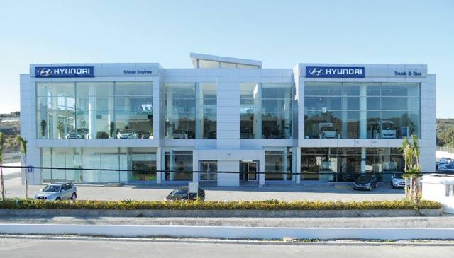 Hyundai Maroc: Cinq ouvertures… d un coup !
