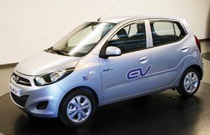 Hyundai dévoile son premier véhicule 100% électrique