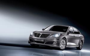 Hyundai Equus-Centennial : L'ascension continue