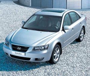 Hyundai Sonata : 1 million d'unités vendues aux USA