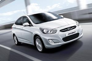 Hyundai Accent : Changement de statut