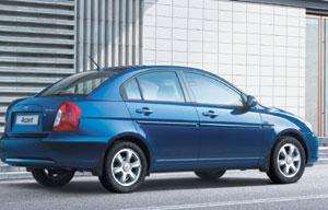 Hyundai Accent : Le style et le CRDi