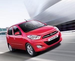 Nouvelle Hyundai i10 : Coup de blush