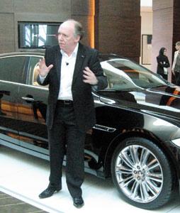 Ian Callum : «Je suis inspiré par toutes les Jaguar»
