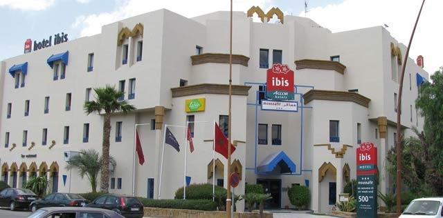 Ouverture de l Ibis Budget Agadir