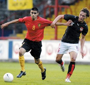 Football : Maâroufi préfère le Maroc à la Belgique