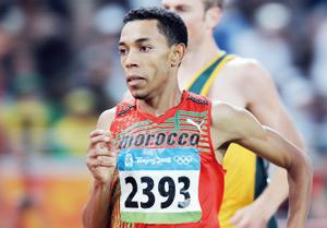 Participation modeste des athlètes marocains