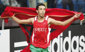 Entretien avec Abdelaâti Iguider, athlète du 1.500 m : «Je reste confiant sans être orgueilleux»
