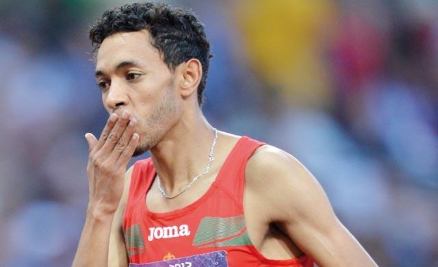 Jeux Olympiques de Londres : Abdalaati Iguider :  «Je souhaite offrir au  Maroc la médaille d or»