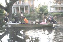 Katrina : deux marocains disparus