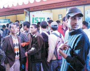 L'Université Ibn Zohr au Forum de l'étudiant