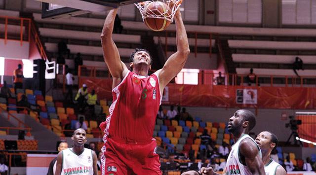 Championnat d Afrique des Nations de basket-ball : Le Maroc à l assaut de l Angola  en quart