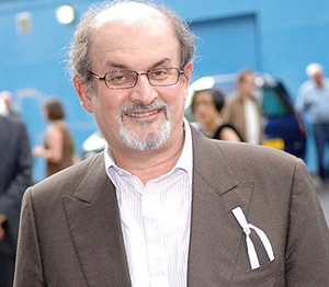 Rushdie favori du «Booker des Booker»