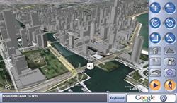 Automobile : Volkswagen développe un système GPS avec Google
